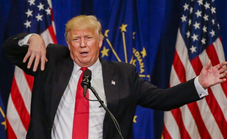 Donald Trump accuse le «New York Times» de «trahison»