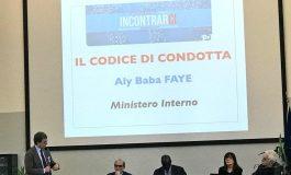 Aly Baba Faye, de Rufisque à Rome, naturellement