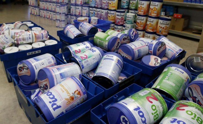 Retrait du marché sénégalais de 1.648 cartons et 9.848 boites de lait suspect Lactalis