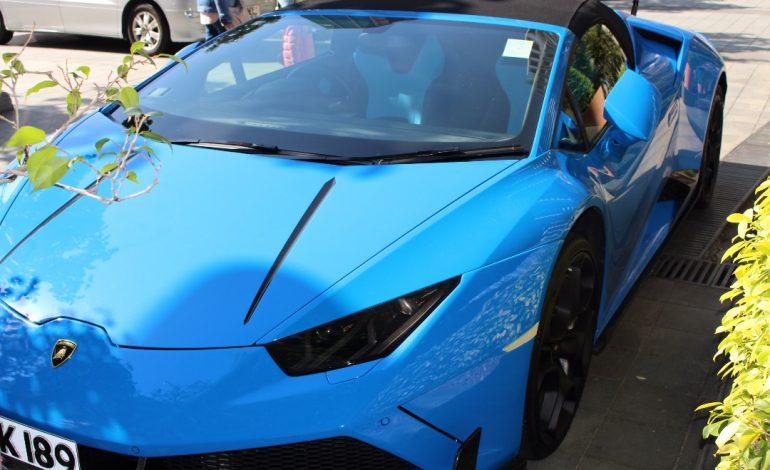 Bond de 51% des ventes de Lamborghini en 2018, portées par le SUV