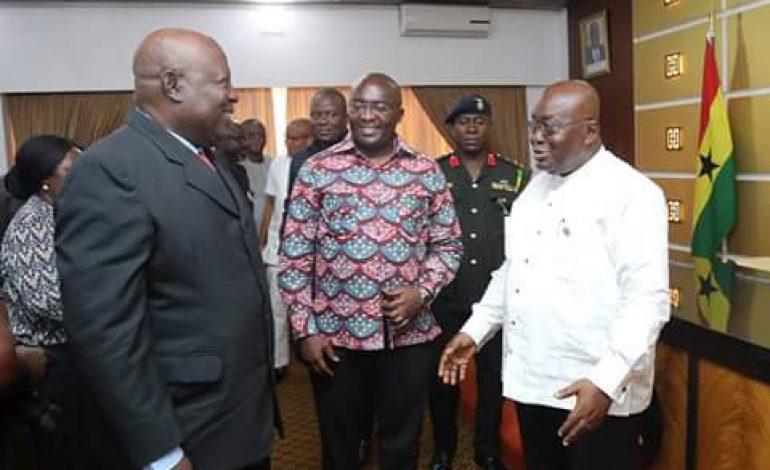 Le militant anti-corruption Martin Alamisi Amidu, nommé Procureur spécial au Ghana