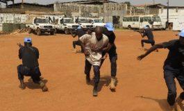 Des officiers de police sénégalais renforcent leurs compétences en protection rapprochée