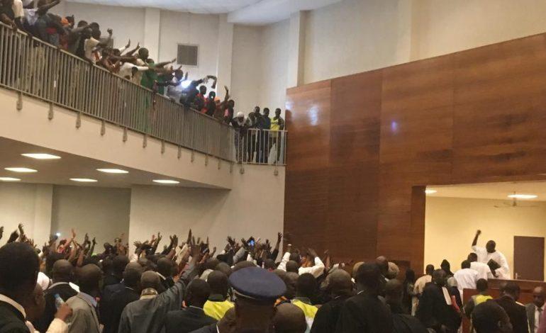 La défense de Khalifa Sall demande l'annulation de la procédure et plaide pour sa relaxe pure et simple