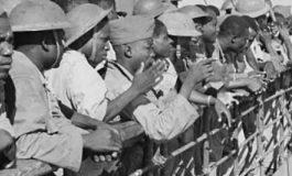 """En mémoire de tirailleurs sénégalais, naufragés en 1920, puis """"oubliés"""""""
