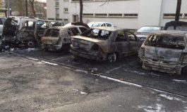 Nouvel an en France, 1031 véhicules incendiés et 510 personnes interpellées