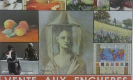 Cent cinquante oeuvres mises aux enchères au bénéfice de l'association Yonne-Sénégal