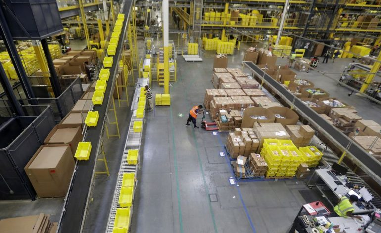 Amazon a atteint les 1.000 milliards de dollars en Bourse