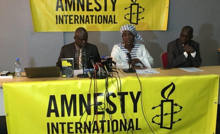 Amnesty International demande à ce que les sénégalais puissent manifester et s'exprimer librement