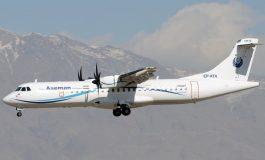 Crash d'un ATR 72 d'Aseman Airlines en Iran: 66 personnes portées disparues