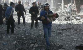 Carnage dans la Ghouta Orientale, un fief rebelle en Syrie, près de 80 morts dans des raids du régime