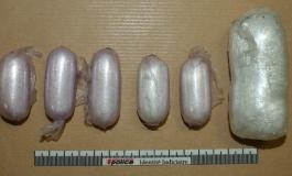 Pour avoir dissimulé trois boulets d'héroïne dans son sexe, la Guinéenne risque 10 ans de travaux forcés
