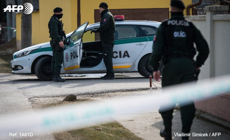 Le journaliste d'investigation Slovaque Jan Kuciak, qui enquêtait sur une fraude fiscale découvert tué