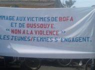 Oussouye marche pour la sécurisation de la destination Casamance