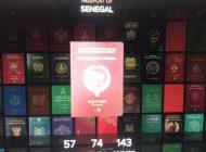 Quels sont les passeports qui donnent accès à un nombre important de pays? Quid du passeport du Sénégal