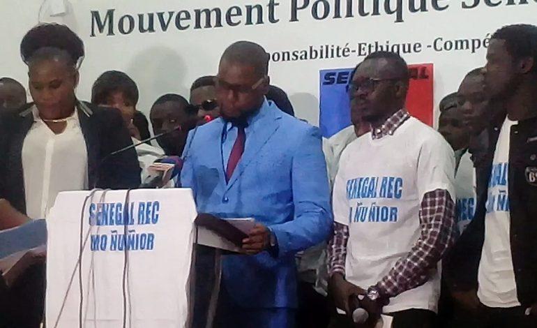 Le Mouvement Sénégal REC se veut une alternative politique de tous les régimes passés