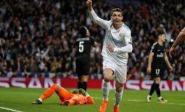 Le Real Madrid prend une option face au PSG en 8e de finale de Ligue des champions
