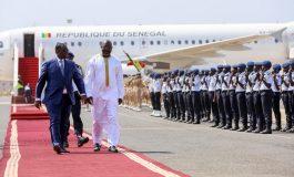 Visite d'amitié de Georges Weah: le Sénégal et le Libéria veulent renforcer leur coopération