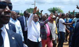 La manifestation de l'opposition Ivoirienne empêchée par la police