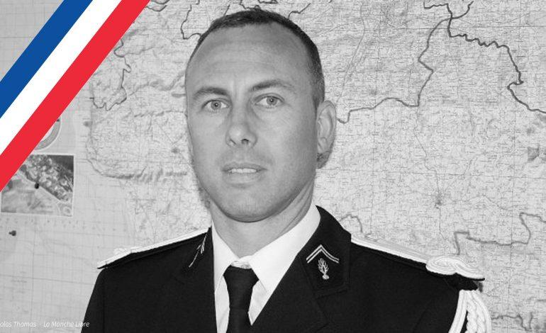 Décès en France du gendarme Arnaud Beltrame, celui qui avait remplacé des otages