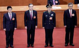 La Chine dévoile un nouveau gouvernement