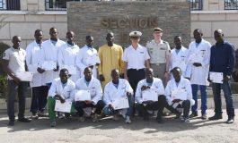 Les enquêteurs numériques de la Gendarmerie Nationale Sénégalaise formés à la cybersécurité