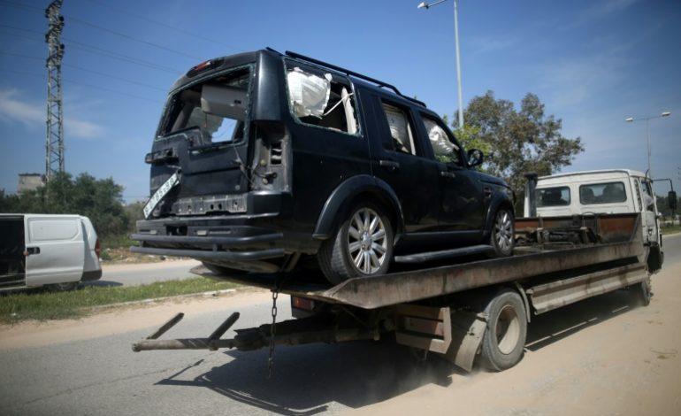 Le Premier ministre palestinien, Rami Hamdallah survit à un attentat à la bombe dans la bande de Gaza