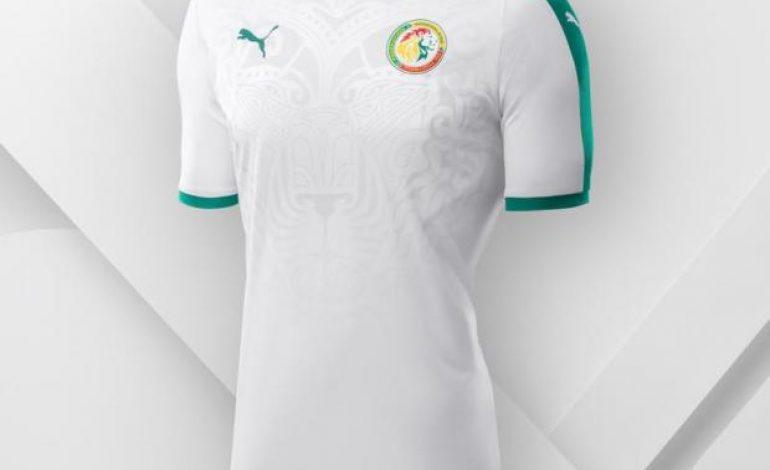 Des maillots blancs pour les équipes PUMA à la Coupe du Monde en Russie
