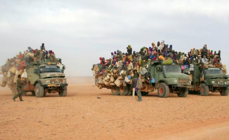 L'Algérie s'est débarrassée en catimini de quelque 10.000 migrants abandonnés dans le désert