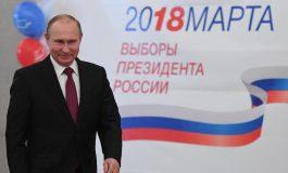 Vladimir Poutine renforcé face aux Occidentaux par son triomphe électoral