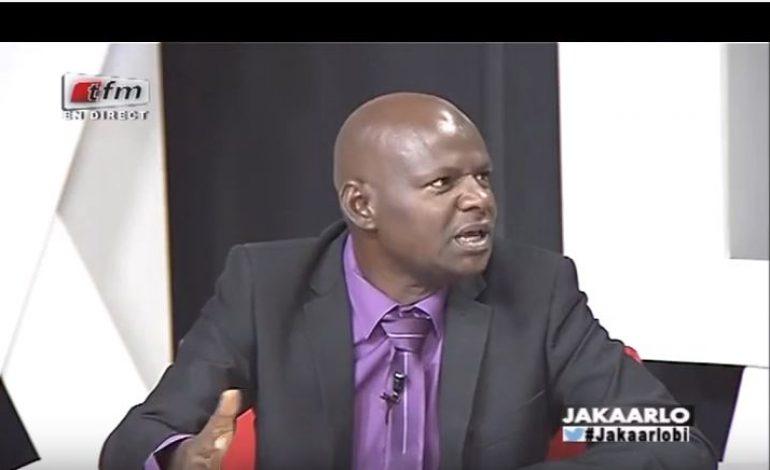 Un professeur de philosophie, chroniqueur à la Télévision TFM justifie le viol des femmes au Sénégal