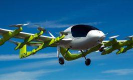 Tests réussis pour les taxis volants de Larry Page (Google) en Nouvelle-Zélande