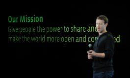 Régulation, données, manipulation, les déclarations de Mark Zuckerberg