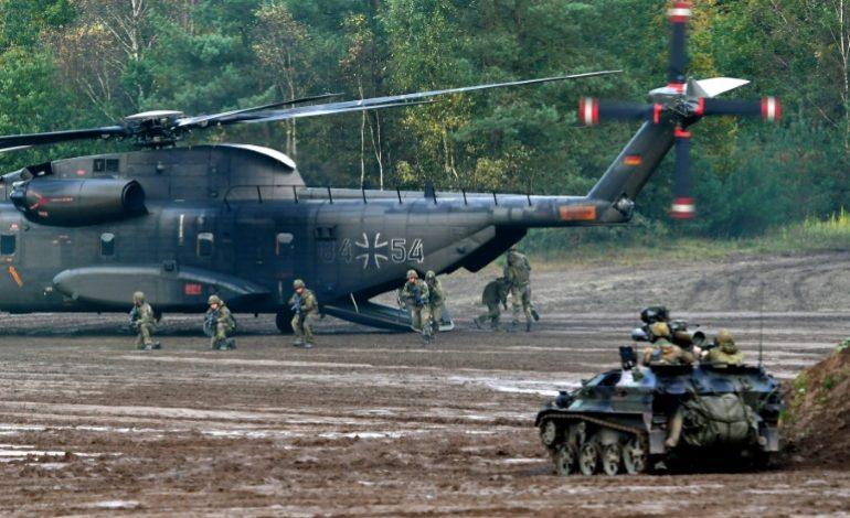 L'Union Européenne propose une enveloppe conséquente pour la Défense de près de 20 Milliards d'euros