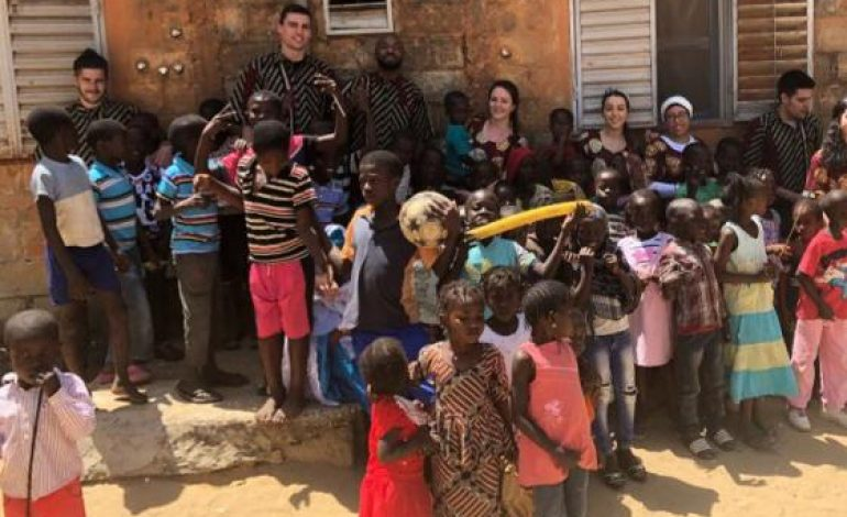 Un voyage humanitaire O'Sénégal pour des étudiants de l'Ecole de Management