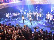 Festival Chorus : Faada Freddy a fait monter les amateurs sur scène