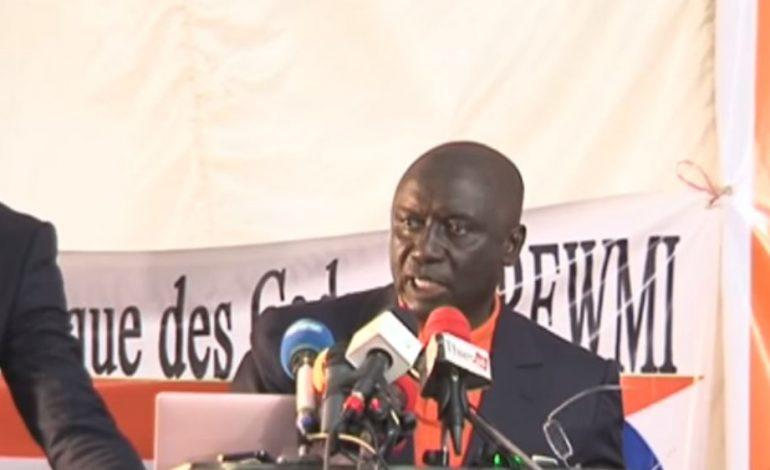 Idrissa Seck arrêté et conduit à la police de la Médina