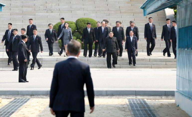 Une protection rapprochée au maximum pour Kim Jong Un