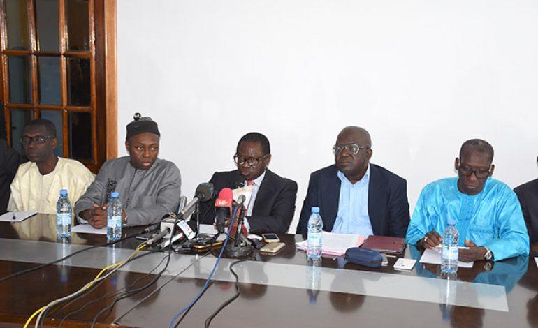 L'opposition doit répondre favorablement au dialogue du Pr Macky Sall