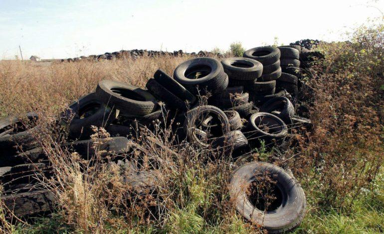 Europol démantèle un juteux trafic de pneus usagés dont une partie au Sénégal
