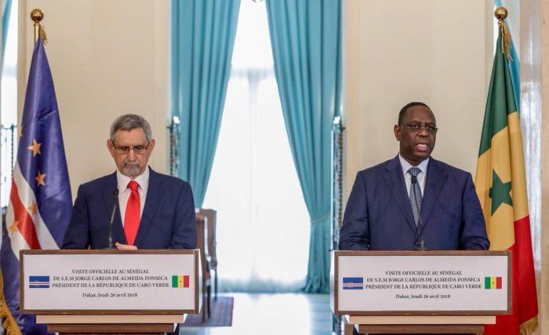 Le Sénégal et le Cap-Vert partagent des valeurs essentielles pour l'Afrique et le monde selon Jorge Carlos De Almeida Fonseca