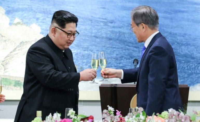 La Corée du Nord et du Sud s'engagent pour la paix lors d'un sommet historique
