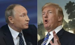"""Le retrait américain annoncé d'un traité nucléaire """"rendra le monde plus dangereux"""" selon le Kremlin"""