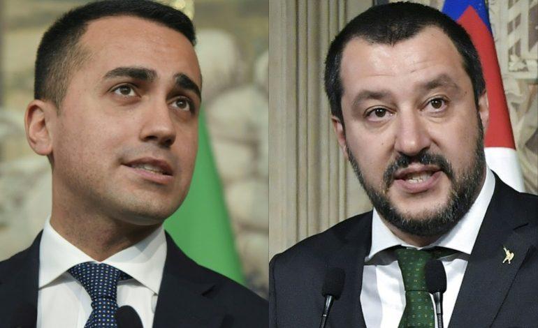 Les populistes aux portes du pouvoir à Rome