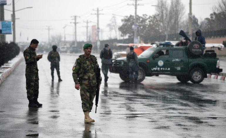 Indignation internationale après une journée noire pour les 10 journalistes afghans tués