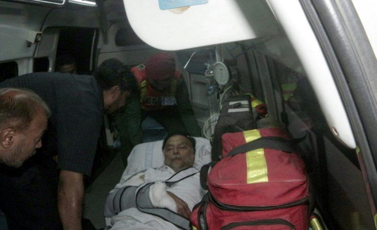 Le ministre de l'intérieur du Pakistan blessé par balles lors d'un meeting électoral
