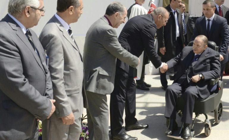 Les grands patrons algériens appellent Abdelaziz Bouteflika à se représenter à la présidentielle