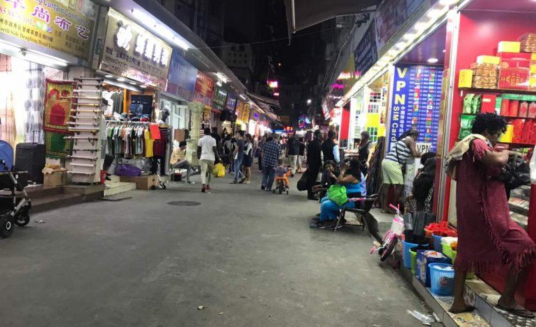 Le blues des Africains du quartier de Xiaobei à Guangzhou (Chine)