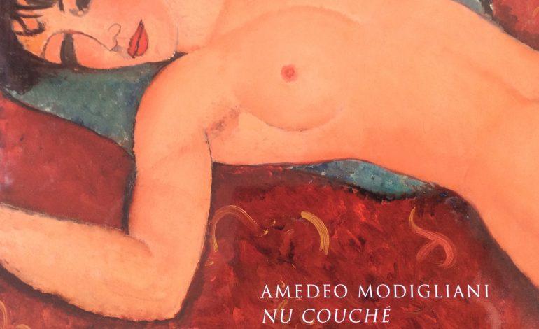 Un «Nu couché» de Modigliani adjugé 157,2 millions de dollars