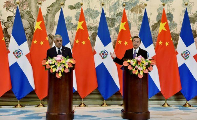 La Chine arrache à Taïwan un allié en s'alliant avec la Rép Dominicaine