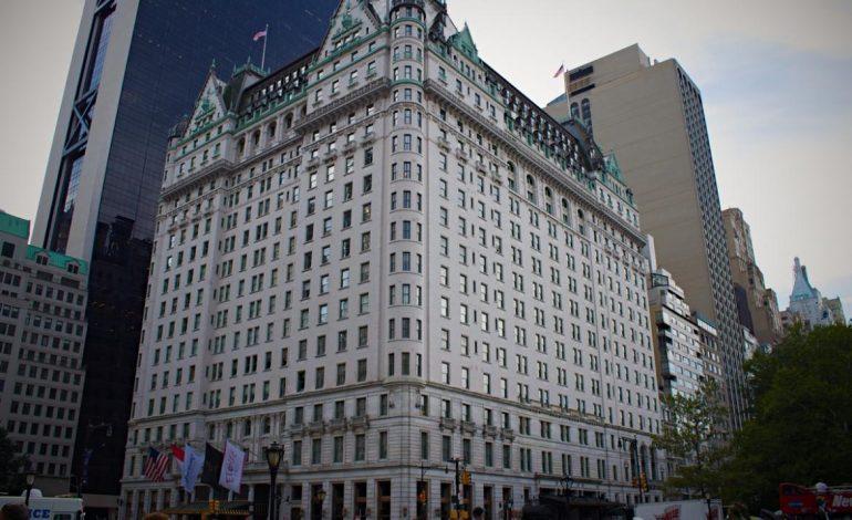 Le Plaza Hotel de New York racheté pour 600 millions de dollars par des acheteurs basés à Dubaï